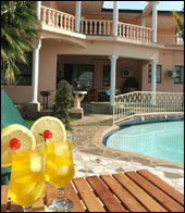 Lebombo villas bed and breakfast big bend swaziland