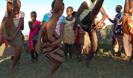 Swazi Traditional Dance